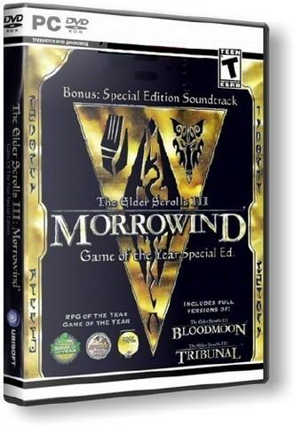 The elder scrolls iii: morrowind overhaul (2012) [ru/en] (3. 0.