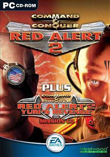 Command & conquer: red alert 2 + yuri's revenge v1. 006 (2000-2001.